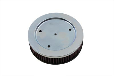V-Twin 34-1040 - K&N Round Air Filter