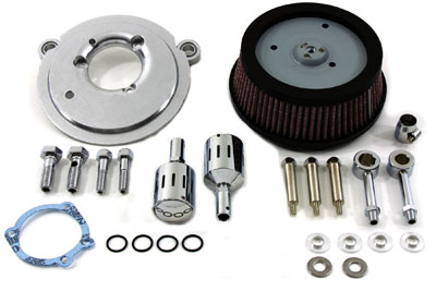 V-Twin 34-1113 - Sifton Air Power Air Cleaner Kit