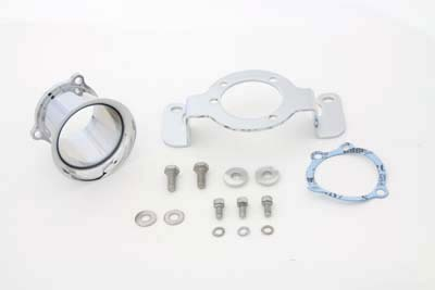 V-Twin 34-1117 - Velocity Stack Kit Chrome