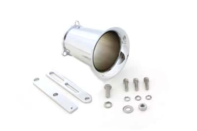 V-Twin 34-1127 - Velocity Stack Kit Chrome