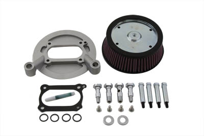 V-Twin 34-1128 - Big Sucker Air Cleaner Kit Stage 1