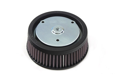 V-Twin 34-1238 - K&N Replacement Air Filter