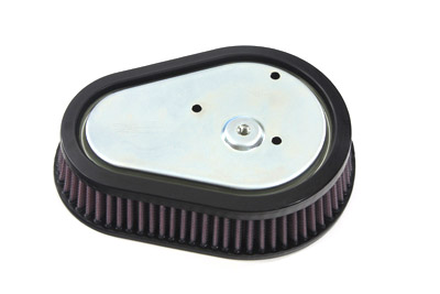 V-Twin 34-1239 - K&N Replacement Air Filter