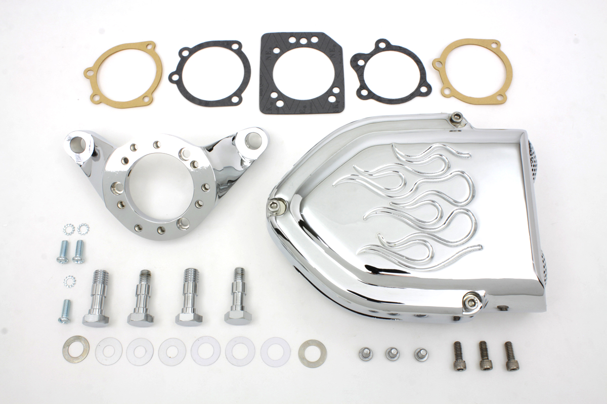 WYATT GATLING AIR CLEANER KIT VTWIN 34-1361