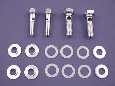 V-Twin 35-0126 - Breather Bolt Set