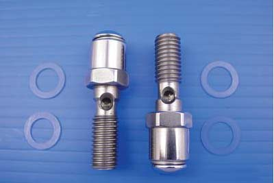 V-Twin 35-0136 - Breather Bolt Set Extended
