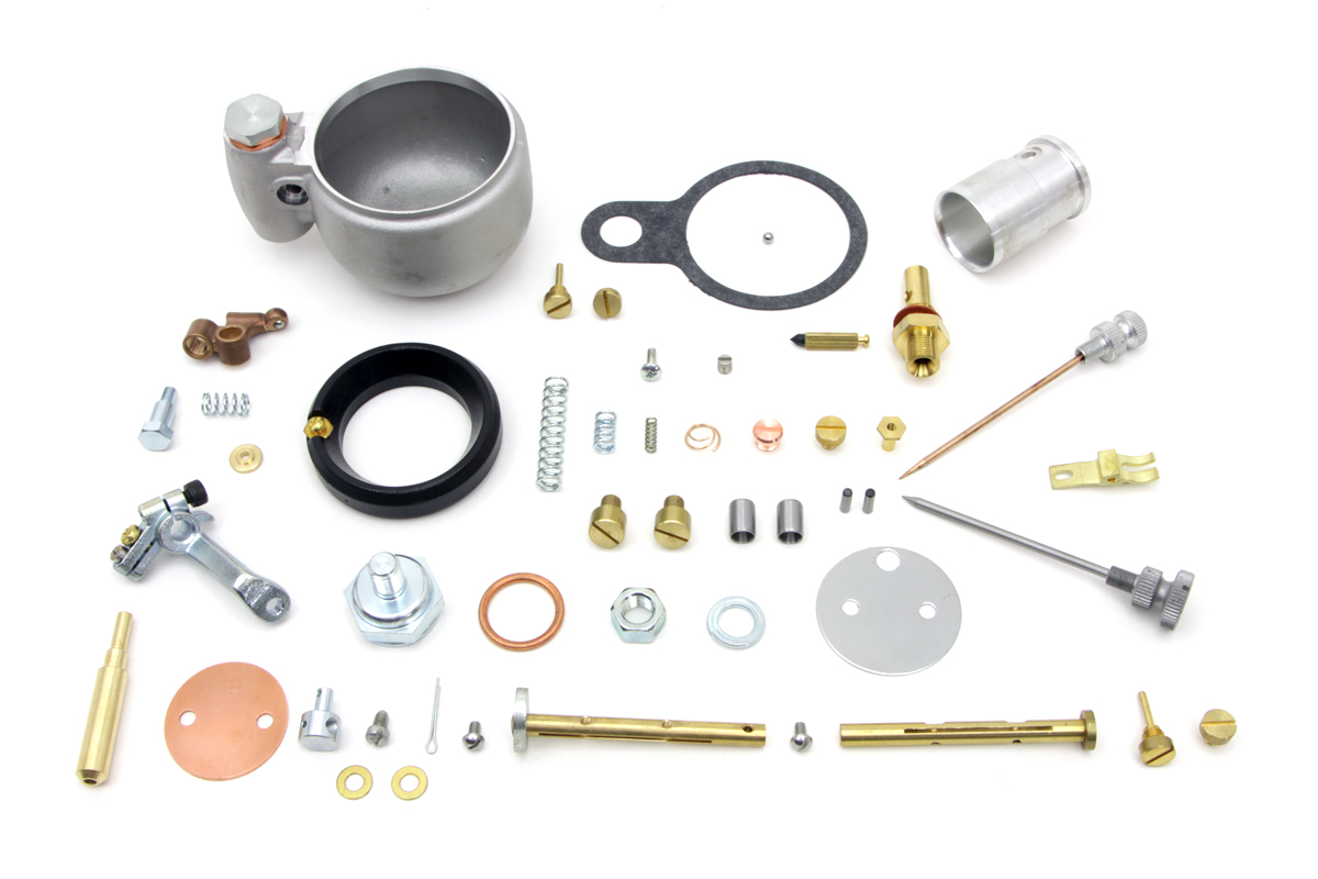 "V-Twin 35-0190 - Linkert 1"" M-18 Carburetor Parts Kit"