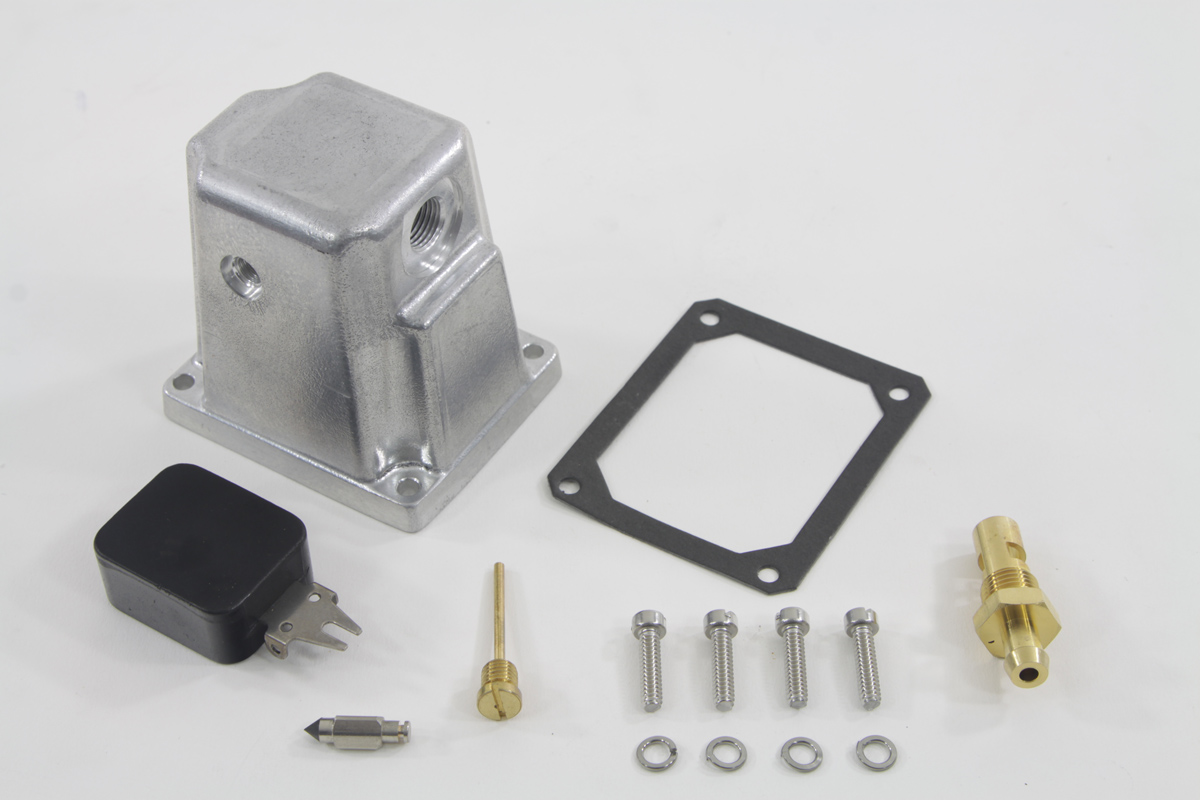 V-Twin 35-0980 - Sifton Carburetor Float Bowl Assembly