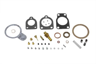V-Twin 35-8009 - Linkert Carburetor Overhaul Kit without Float