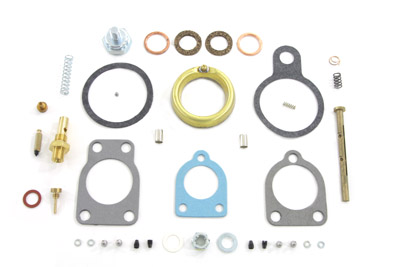 "V-Twin 35-9194 - 1-1/2"" Linkert Carburetor Overhaul Kit"