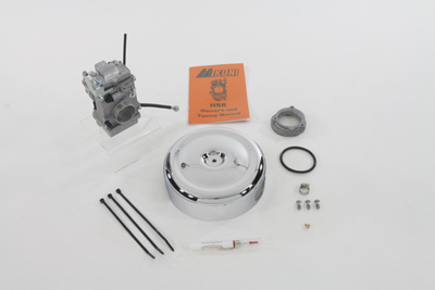 V-Twin 35-9315 - Mikuni HSR-42 Carburetor Easy Kit