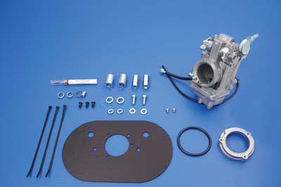V-Twin 35-9320 - Mikuni 42mm Carburetor Easy Kit