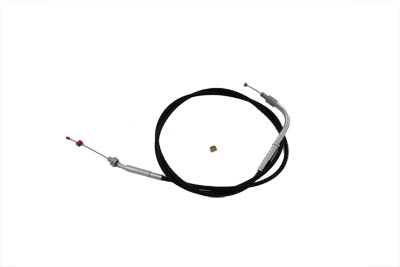 "V-Twin 36-0730 - 41"" Black Idle Cable"