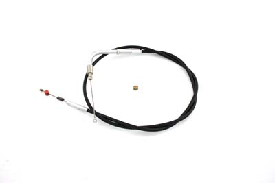 "V-Twin 36-0768 - 33.375"" Black Idle Cable"