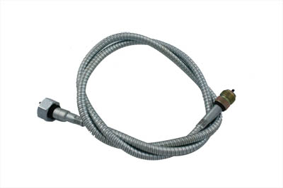 "V-Twin 36-2571 - 50"" Zinc Speedometer Cable"