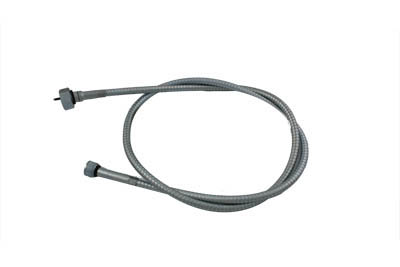 "V-Twin 36-2598 - 54.5"" Zinc Speedometer Cable"