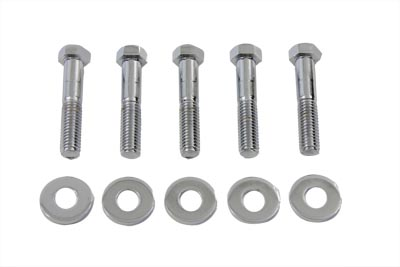 V-Twin 37-0031 - Rear Pulley Bolt Set Hex Type