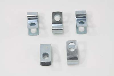 V-Twin 37-0589 - Zinc Speedometer Cable Clamps