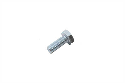 "V-Twin 37-0636 - Hex Cap Bolts Zinc 1/4"" x 2-1/4"""