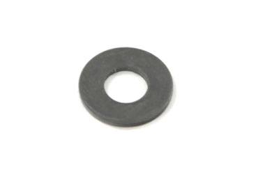 "V-Twin 37-0777 - Parkerized Flat Washers 1/4"" Inner Diameter"