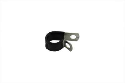 "V-Twin 37-0832 - Vinyl Coated 3/8"" Cable Clamps"