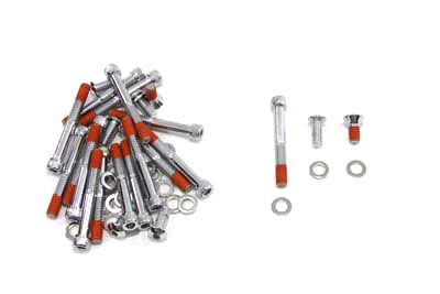 V-Twin 37-1201 - Primary Allen Type Screw Kit