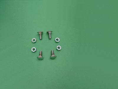 V-Twin 37-1507 - Chrome Bolt Set