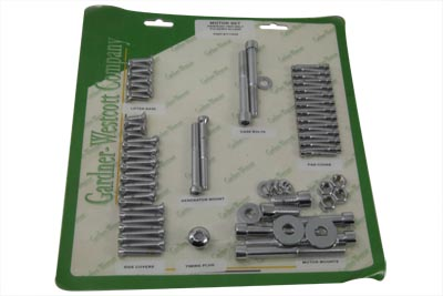 V-Twin 37-7492 - Engine Dress Up Allen Screw Kit