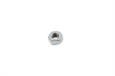 "V-Twin 37-8114 - Hex Nut 3/8""-16 Chrome"