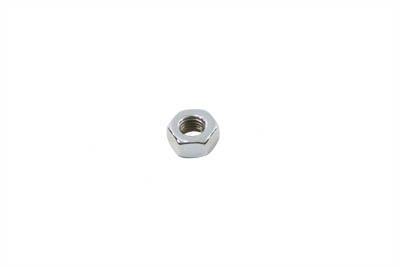 "V-Twin 37-8115T - Hex Nut 3/8""-24 Chrome"