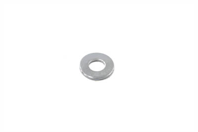 "V-Twin 37-8567 - Chrome Flat Washers 1/4"" Extra Thick"