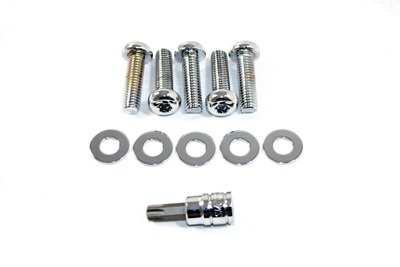 V-Twin 37-8671 - Pulley Bolt Set