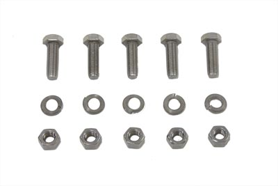V-Twin 37-8683 - Bolt Set Stainless Steel