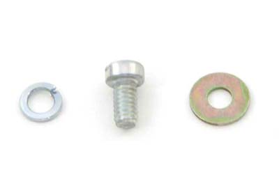 V-Twin 37-8809 - Ignition Points Plate Mount Screws