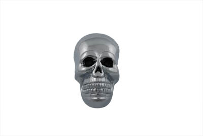 V-Twin 37-9096 - Large Skull Krometts Chrome