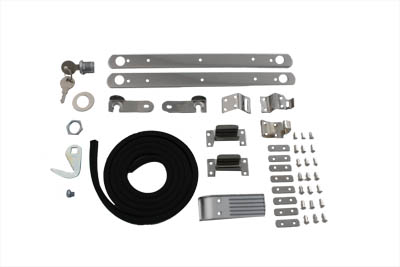 V-Twin 37-9113 - Saddlebag Hardware Kit for One Side
