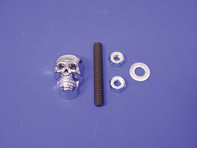 V-Twin 37-9122 - Skull Dash Panel Mount Kit