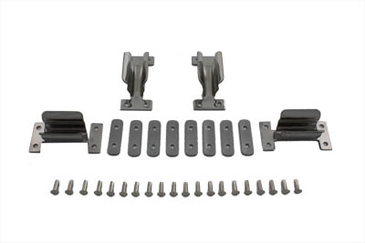 V-Twin 37-9231 - Saddlebag Lower Mount Clip Kit