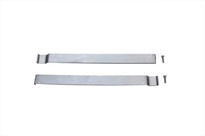 V-Twin 38-0108 - Mount Strips for Gas Tank Emblems