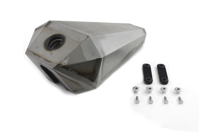 V-Twin 38-0197 - Chopper Prism 2.2 Gallon Gas Tank