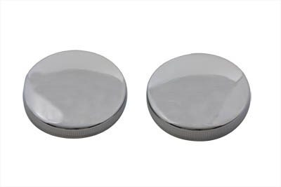 V-Twin 38-0312 - Stock Style Gas Cap Set Vented and Non-Vented