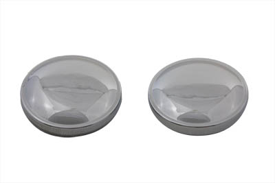 V-Twin 38-0315 - Stock Style Gas Cap Set Vented and Non-Vented