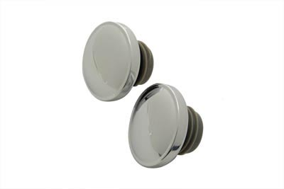 V-Twin 38-0320 - Ratcheting Style Gas Cap Set Vented and Non-Ven