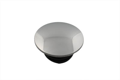 V-Twin 38-0344 - Low Profile Stainless Steel Gas Cap Vented