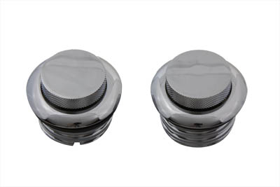 V-Twin 38-0355 - Pop-Up Style Gas Cap Set Vented and Non-Vented