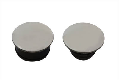 V-Twin 38-0369 - Low Profile Vented and Non-Vented Gas Cap Set