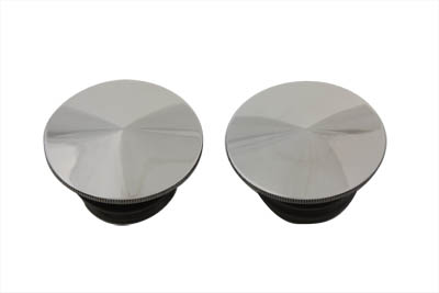 V-Twin 38-0396 - Low Profile Gas Cap Set Vented and Non-Vented