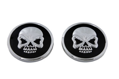 V-Twin 38-0438 - Skull Style Gas Set Vented and Non-Vented