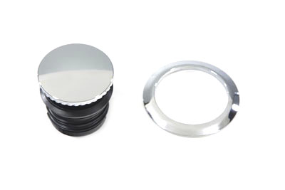 V-Twin 38-5551 - Smooth Style Gas Cap Vented