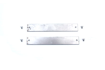 V-Twin 38-6669 - Mount Strips for Gas Tank Emblems
